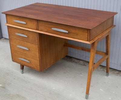 mid century sligh lowry desk modern ebay for my home desks