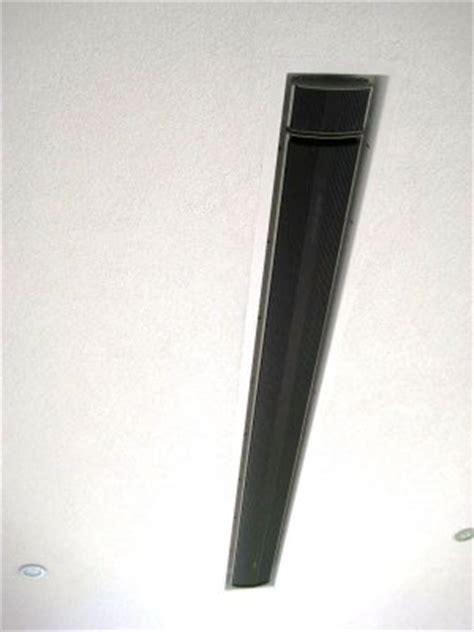 chauffage infrarouge exterieur encastr 233 dans un plafond heatscope sp 233 cialiste