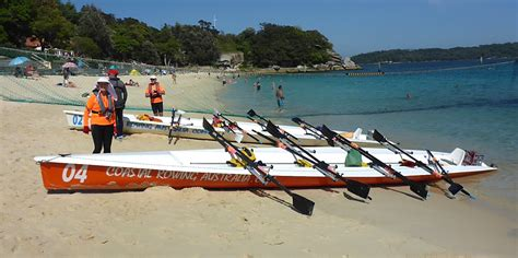 Quad Row Boat by Coastal Rowing Touring Australia Boat Specifications