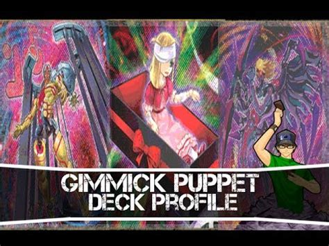 gimmick puppet deck profile april 2014 doovi
