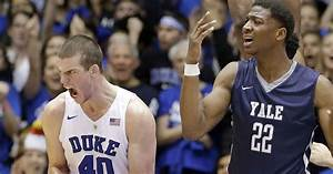 Yale vs. Duke: Thankfully, someone has to lose
