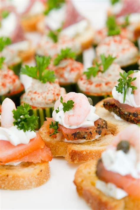 salmon canapes recipes dishmaps