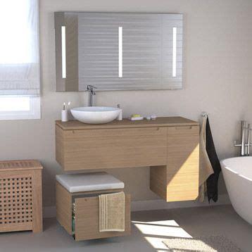 meuble de salle de bains neo imitation ch 234 ne leroy