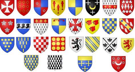 Armoiries De Familles Bretones #blason #bretagne #histoire