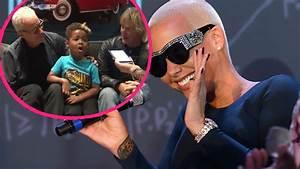 Supersweet: Amber Rose' Sohn singt mit... äh... Chicago ...