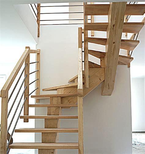 escaliers sur mesure elcc bois menuiserie charpente couverture ossature bois