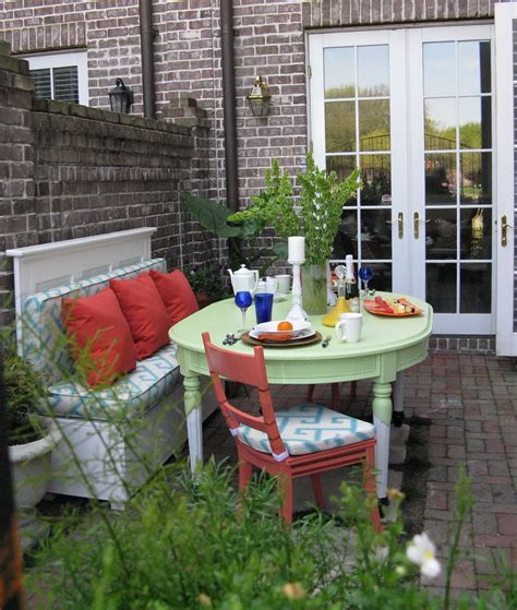 small townhouse patio decorating ideas home design ideas