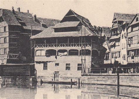 maison des tanneurs la maison de la choucroute strasbourg
