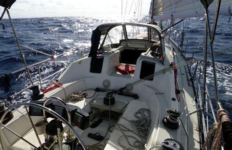 Monohull Catamaran by Katamaran Vs Monohull Der Gro 223 E Vergleich