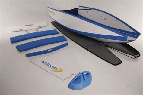 Quick Boat Prices by The Foldable Quickboat Travels At 20 Knots And Can Be Made