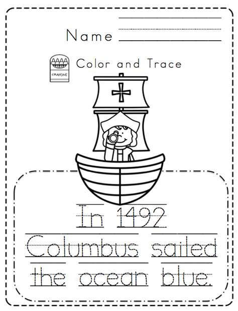 Christopher Columbus Toddler Unit  Preschool Printables  Christopher Columbus ,cristobal Colon