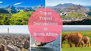 Top 10 Travel Destinations in South Africa | RK Travel ...