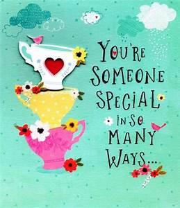 To Someone Special Happy Mother's Day Card | Cards | Love ...