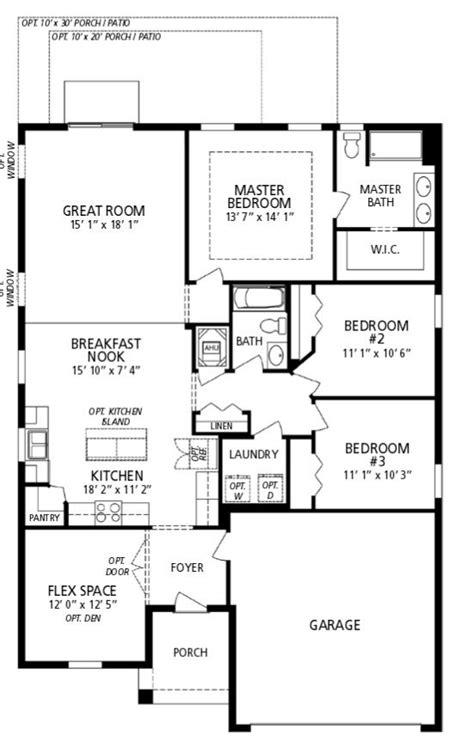 new home floorplan ta fl richmond maronda homes