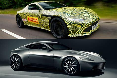 The James Bond Car Coming Soon