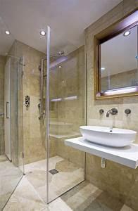 Dusche Abfluss Einbauen : bodenebene dusche einbauen so klappt der einbau ~ Markanthonyermac.com Haus und Dekorationen