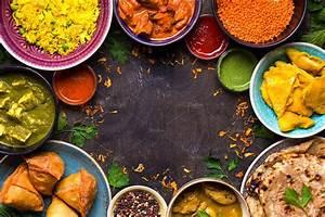 Indian food background ~ Food Images ~ Creative Market