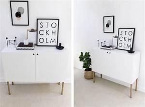 Ikea Hack Besta : ikea besta hack scandinavian sideboard cabinet happy grey lucky ~ Markanthonyermac.com Haus und Dekorationen