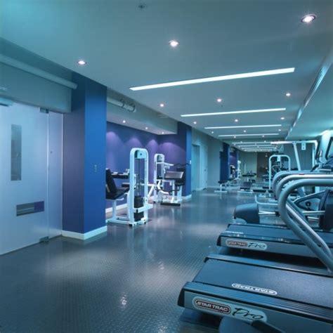 salle de sport moderne forma design architecture