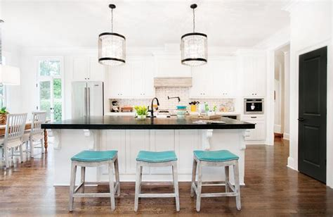 Turquoise Island Stools Glass Dining Room Tables With Extensions Green Rooms Bradford Furniture Gray Ideas Side Cabinets Chair Pads Cushions Rosewood And Board Chairs