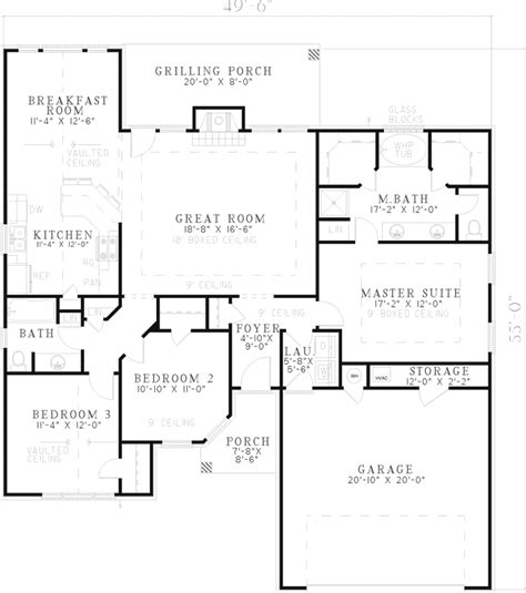 bungalow floor plans houses flooring picture ideas blogule 1 story house plans