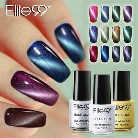 aliexpress buy elite99 7ml uv led gel cat eye gelpolish for gel nail cat nail