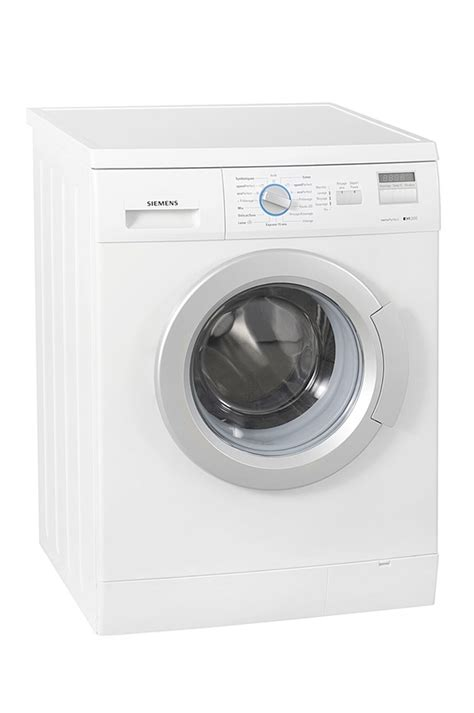 lave linge hublot siemens wm14e270ff 3759954 darty
