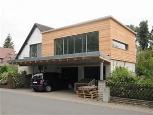 Umbaukosten Pro Qm : pin von katrin auf anbau holz mit garage pinterest haus umbau anbau und ~ Markanthonyermac.com Haus und Dekorationen