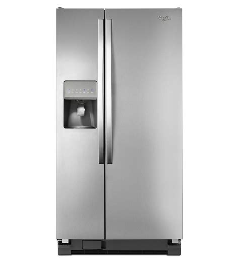 33inch Wide SidebySide Refrigerator  more colors