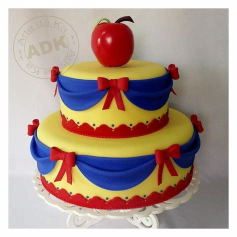 snow white cake a different type of snow white cake the colors could be
