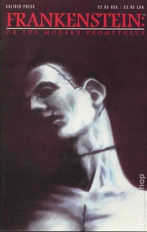 frankenstein or the modern prometheus 1994 comic books