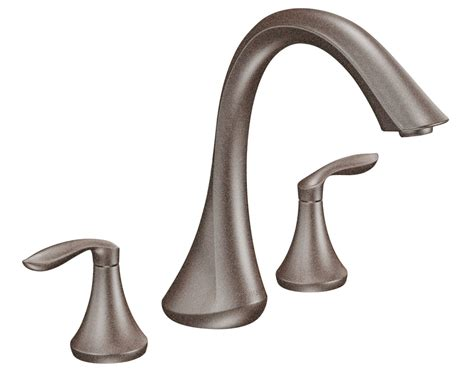 387 new moen t943orb rubbed bronze two handle high