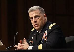 Incoming Army Chief of Staff: 'Increased Risk' From ...