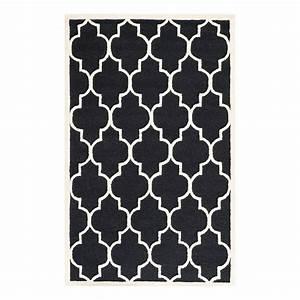 Home 24 Teppich : teppich everly schwarz creme 121 x 182 cm safavieh von home24 ansehen ~ Markanthonyermac.com Haus und Dekorationen