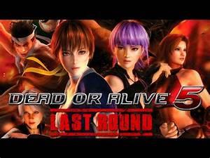 Dead or Alive 5: Last Round - Launch Trailer | Doovi