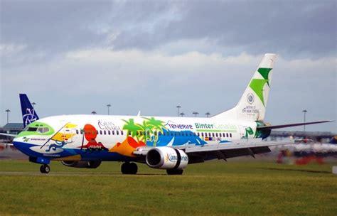Binter Canarias Flights To Gambia