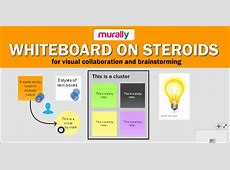 Murally Whiteboard on steroids for collaboration