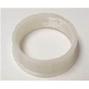 adaptateur 88 mm femelle pour toilette bravura et adaptateur 66215