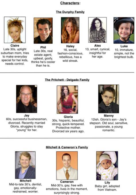 modern family cast names car interior design