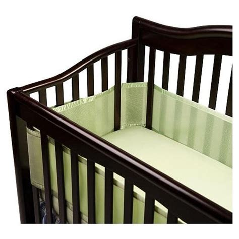 are crib bumpers safe are bumpers safe on cribs home improvement