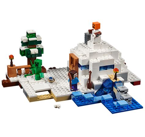 lego minecraft home products