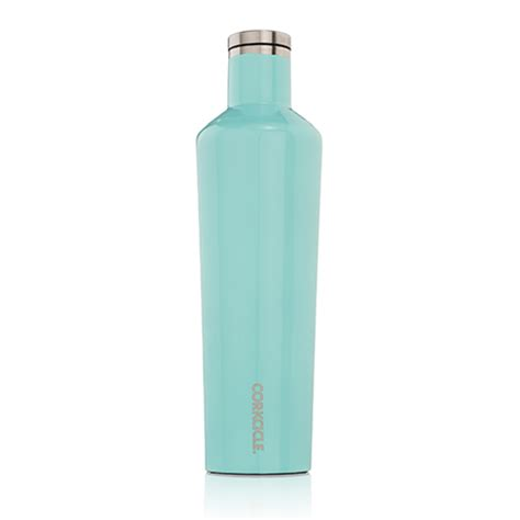 Spode Christmas Tree Grove by Corkcicle Turquoise 25 Oz Water Bottle 26 4 You Save 6 60