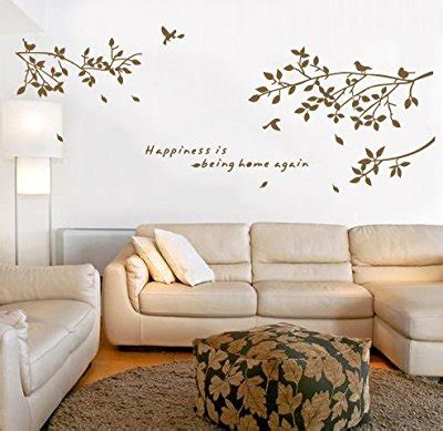 bird tree wall sticker removable vinyl decal mural quote home decor diy by other at the wall