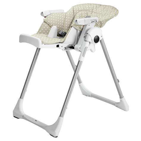 chaise haute b 233 b 233 prima pappa zero 3 baby dot beige 21 sur allob 233 b 233
