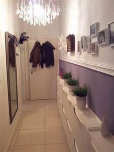 Flur Garderobe Ideen : flur diele 39 flur 39 mein zauberhaftes kleines reich zimmerschau ~ Markanthonyermac.com Haus und Dekorationen