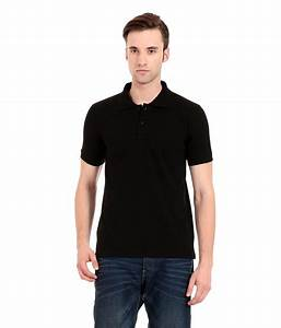 Zeug Fashion Black Polo Neck T-shirt - Buy Zeug Fashion ...