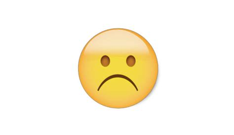 Thank You For The Sad Face Emoji In My Time Of Crisis