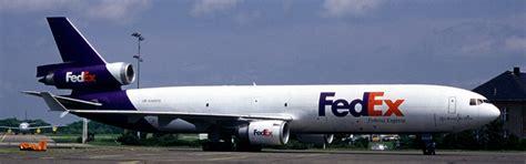 Airline Portrait FedEx - Federal Express Porträt Historie Geschichte History
