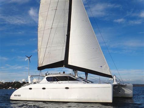 Schionning Catamaran Design by Schionning Wilderness 1100 Sailing Catamaran For Sale