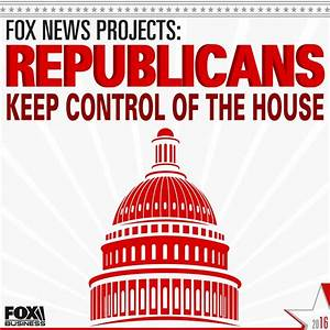 #breaking news: fox news projects that #republicans will ...